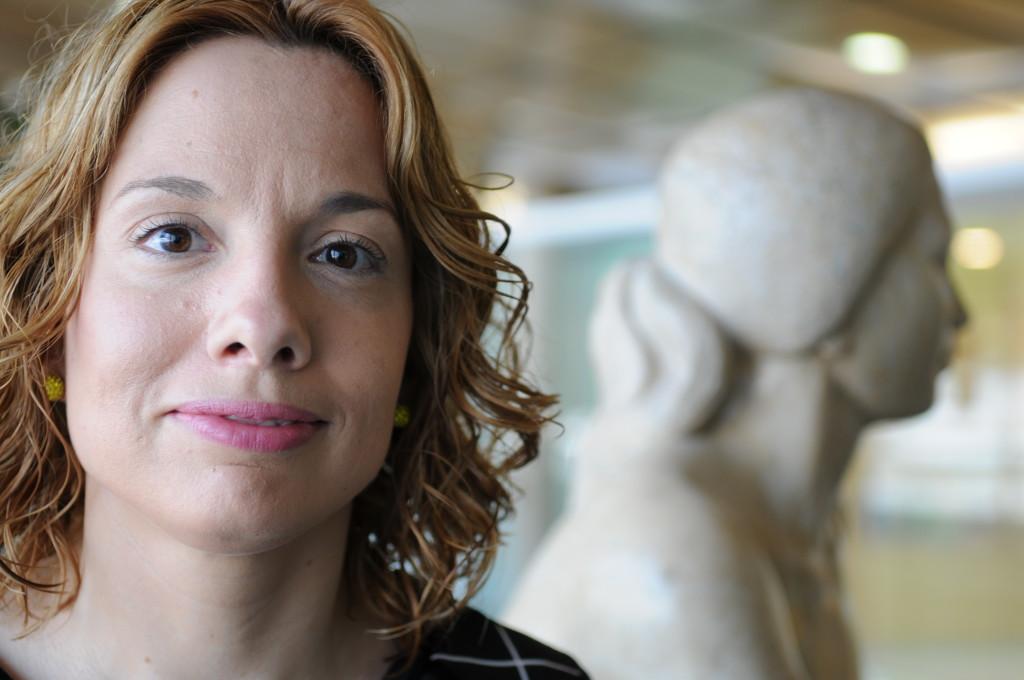 Bianca Pont, directora de comunicació de l'hospital Vall d'Hebrón