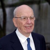 Rupert Murdoch. Foto de David Shankbone