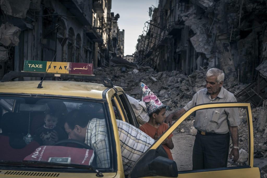 Syria-Homs fotoperiodisme