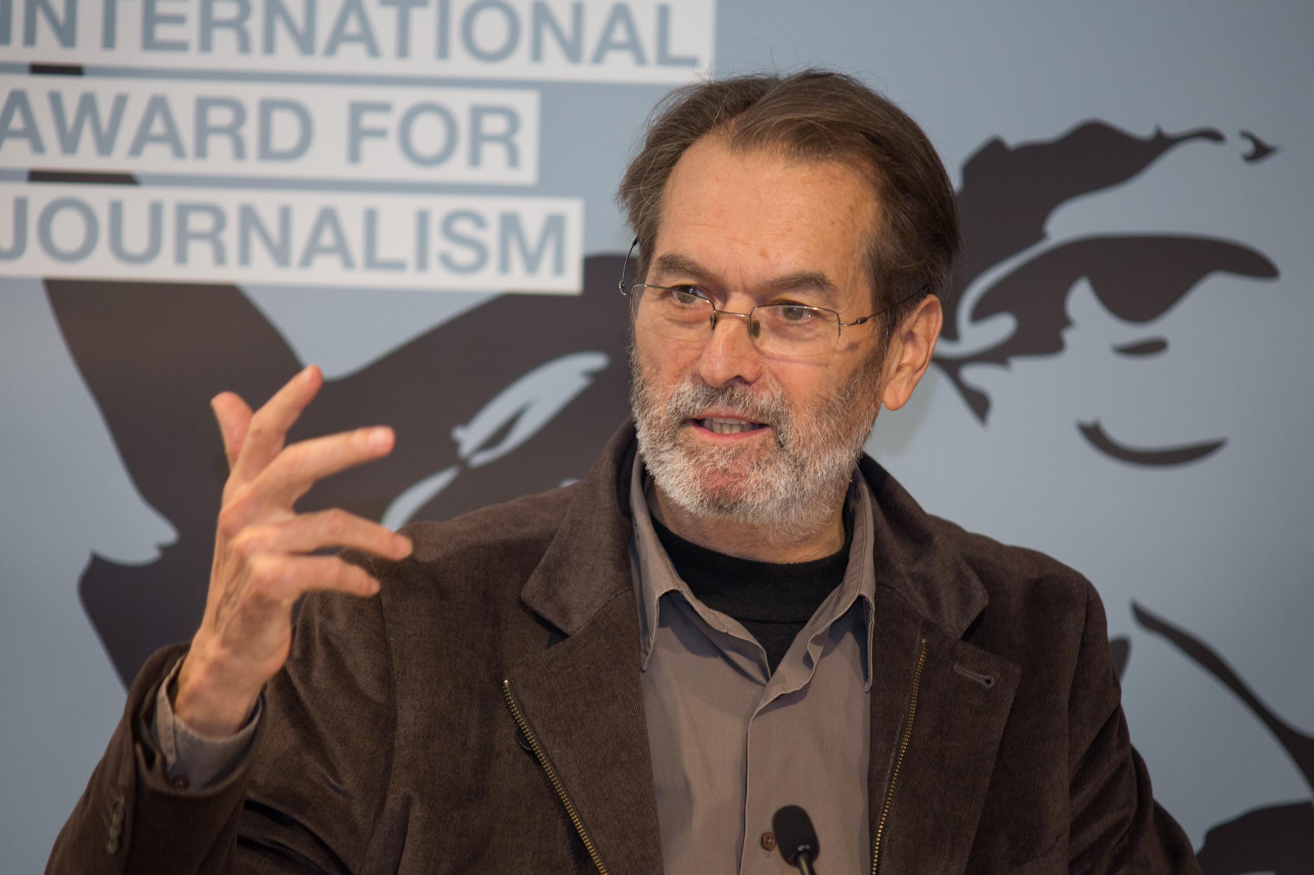Andreu Missé Premi Vazquez Montalban - Report.cat
