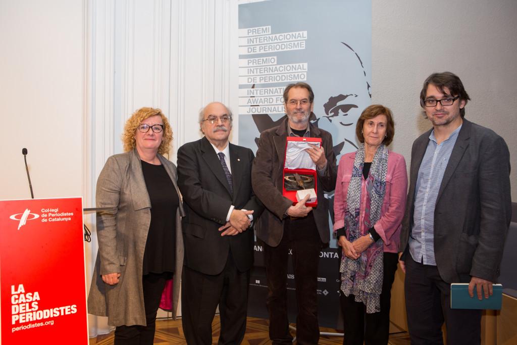 Andreu Misse Premi Vazquez Montalban - Report.cat