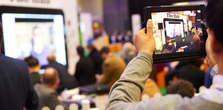 Google potenciarà els projectes digitals innovadors. Foto: Jisc / Matt Lincoln
