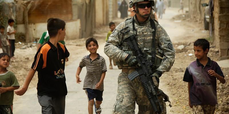 Irak guerra AIO Documentaries