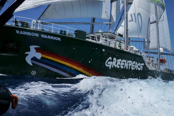 Greenpeace periodisme