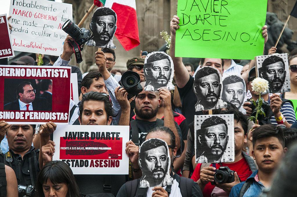 Periodisme Mèxic 2