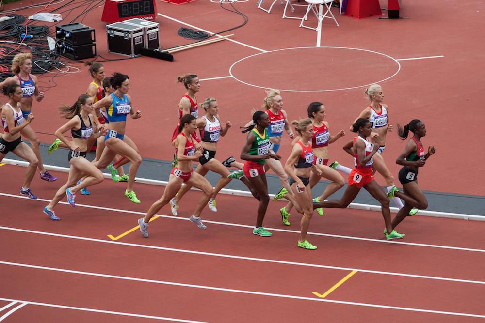 L'atletisme femení només té repercussió mediàtica un cop cada quatre anys | Foto: Wikimedia