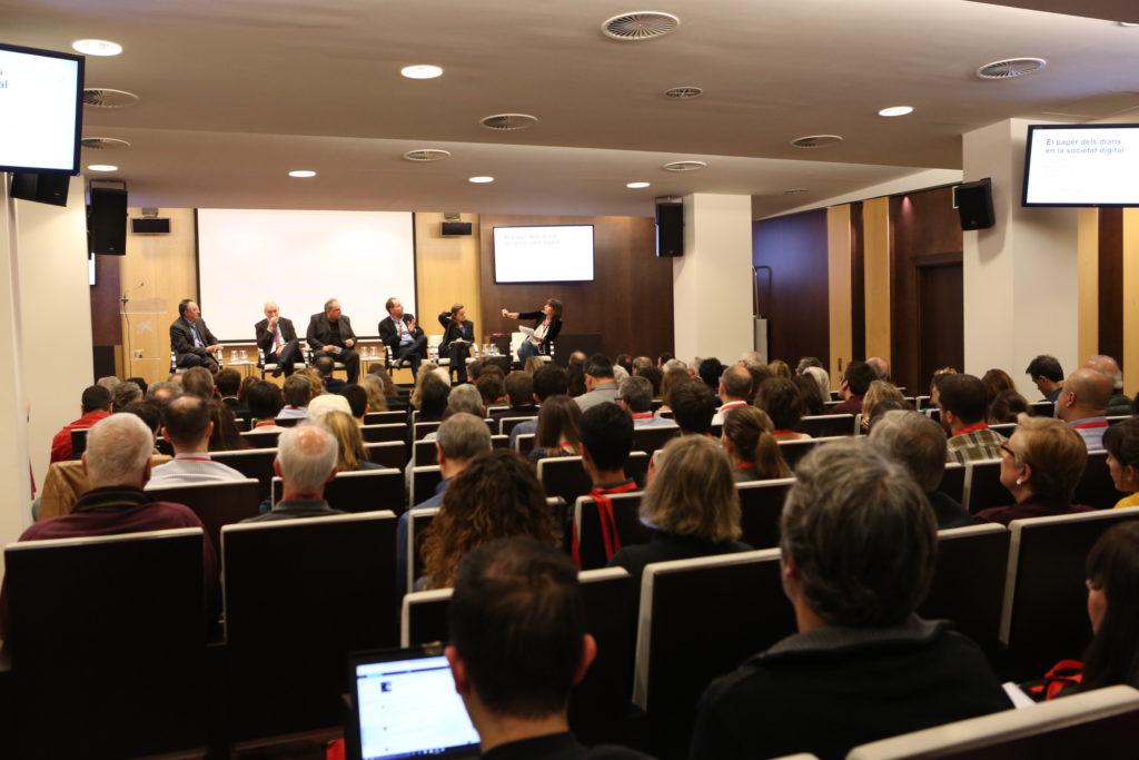 2. El Congrés va ser un èxit d'assistència. Foto: Jordi Salinas