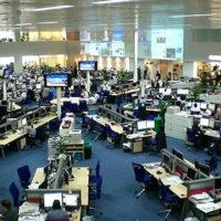 Redacció del britànic Telegraph | Foto: Antony Mayfield