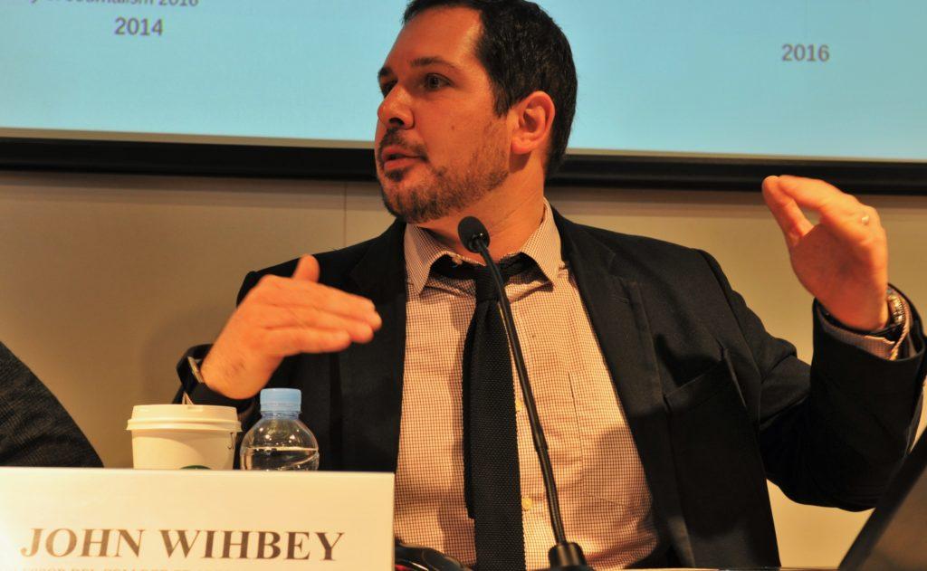 John Wihbey