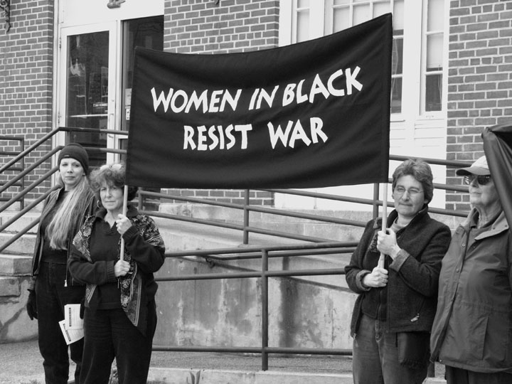 Women in Black feminism