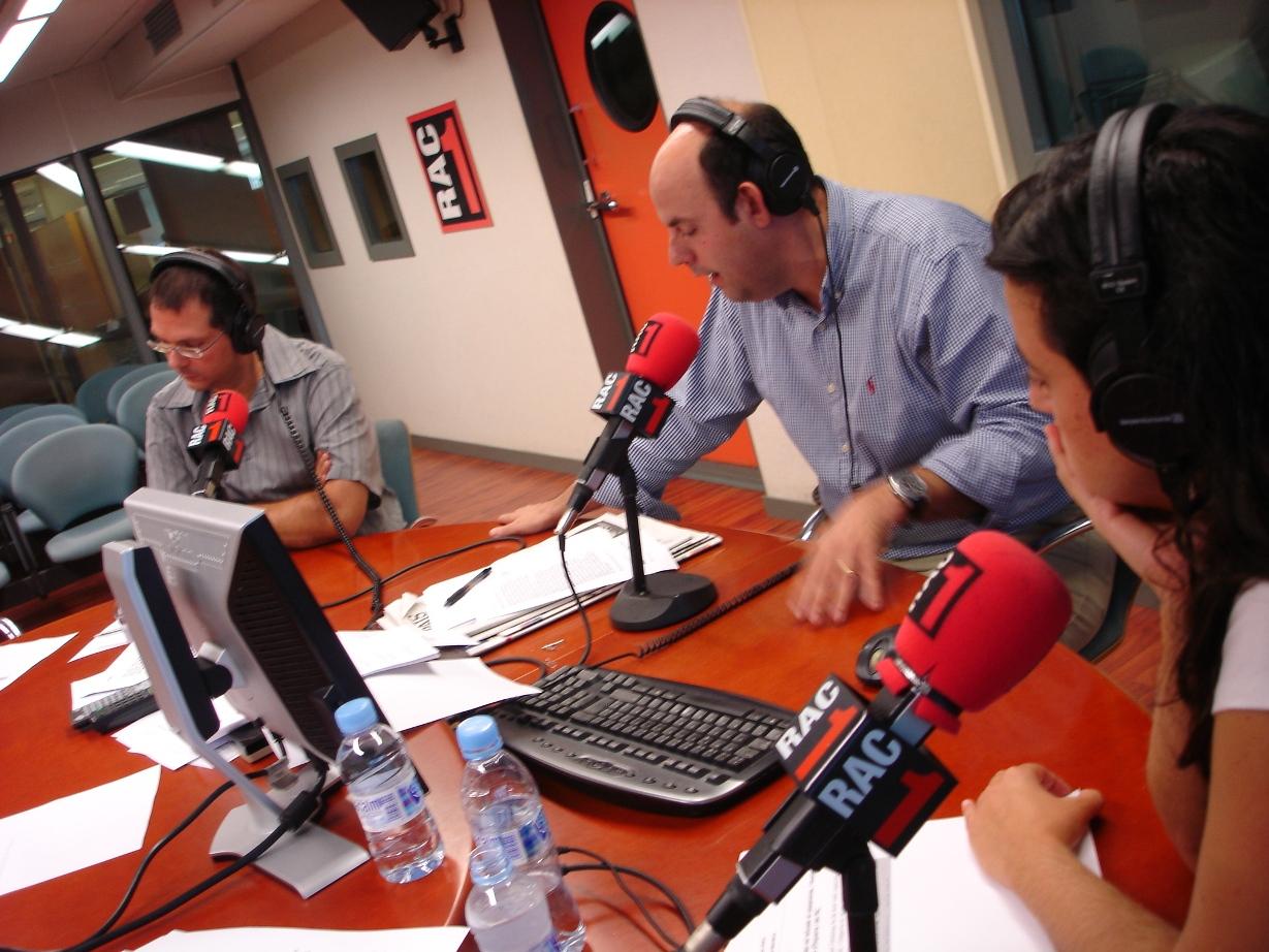 RAC 1, la preferida pels catalans per informar-se segons el CEO | Foto: Wikimedia