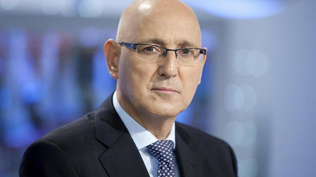 José Antonio Álvarez Gundín, director dels serveis informatius de TVE. | Foto: TVE