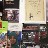 Llibres centre Documentació Montserrat Roig