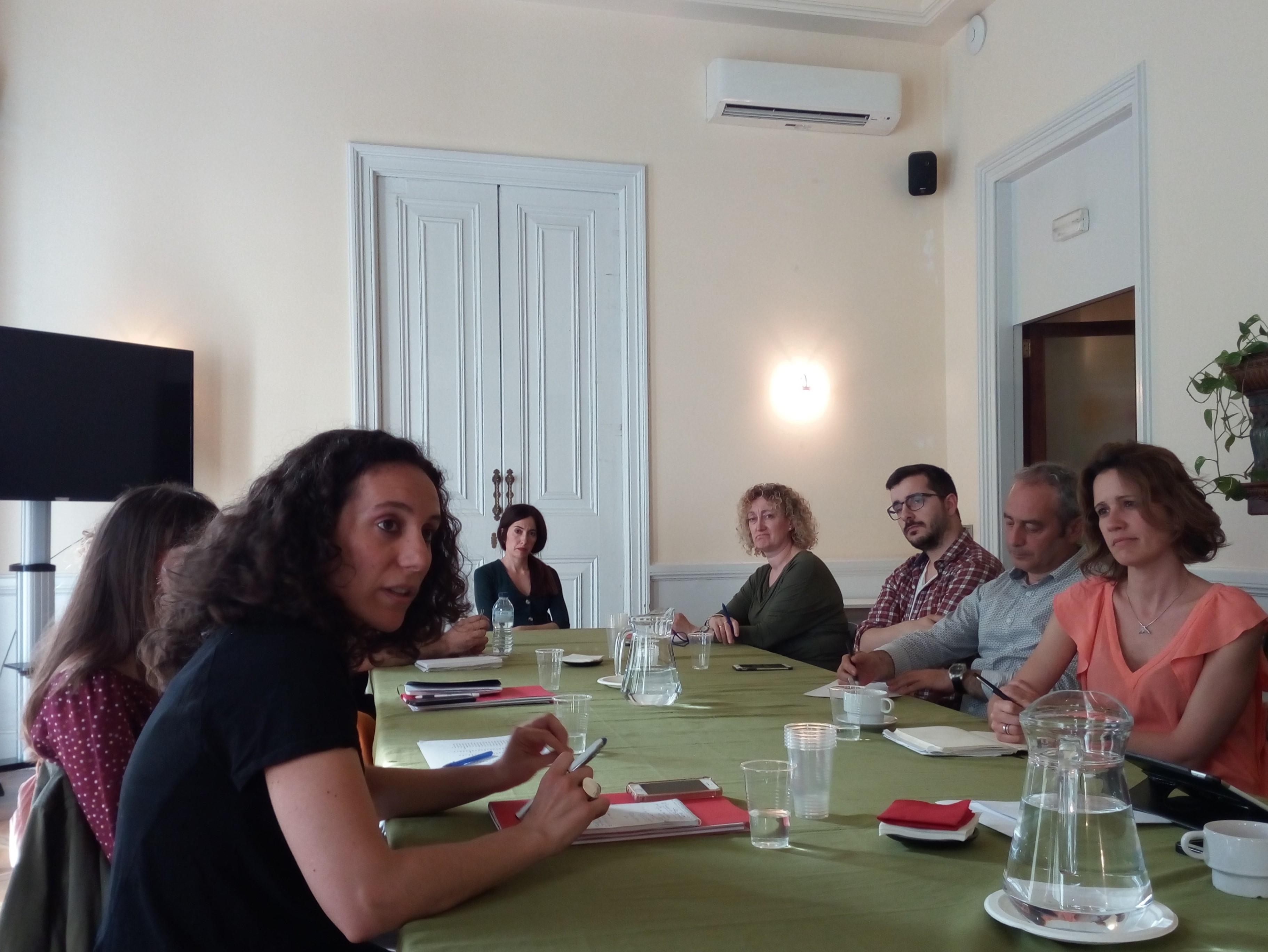 Laia Fores precarietat col·legi periodista
