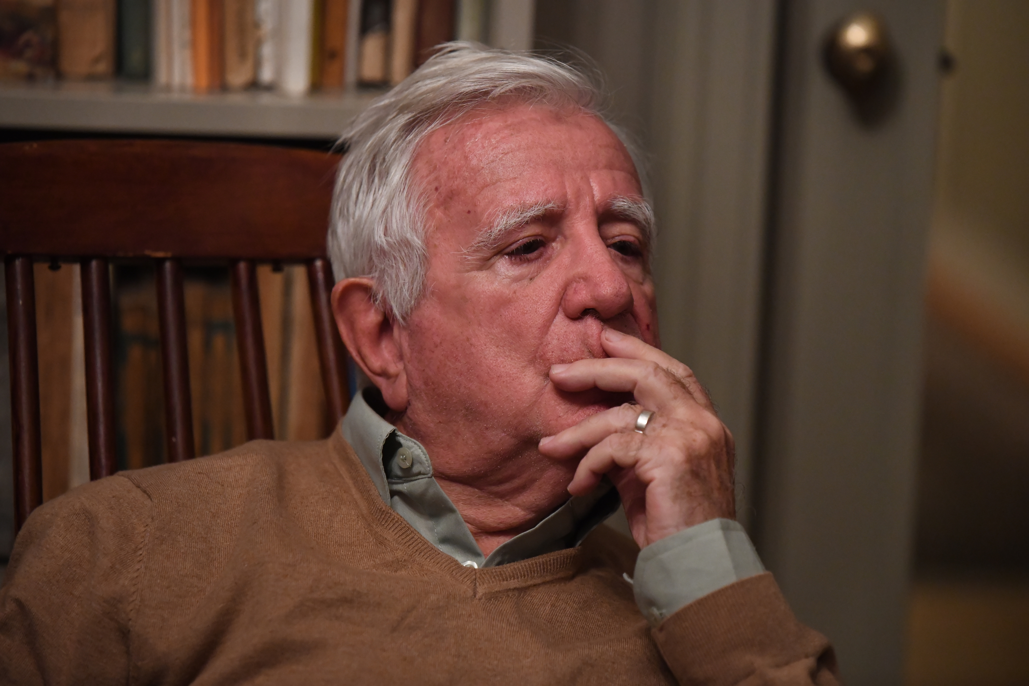Tomas Alcoverro periodista