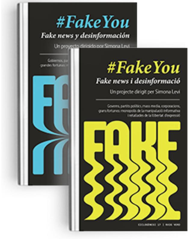 Llibre #FakeYou Simona Levi