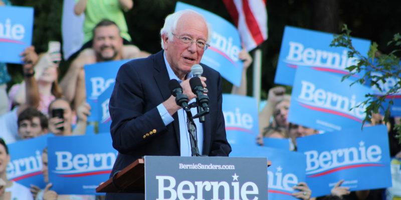 Bernie Sanders primàries EUA campanya