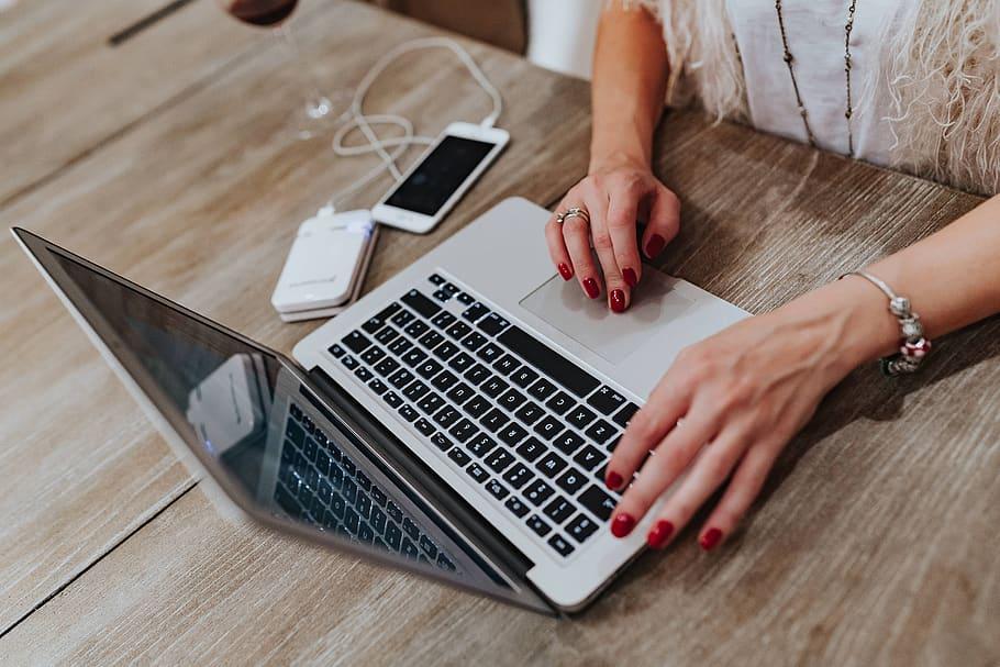 Mac freelance personal branding