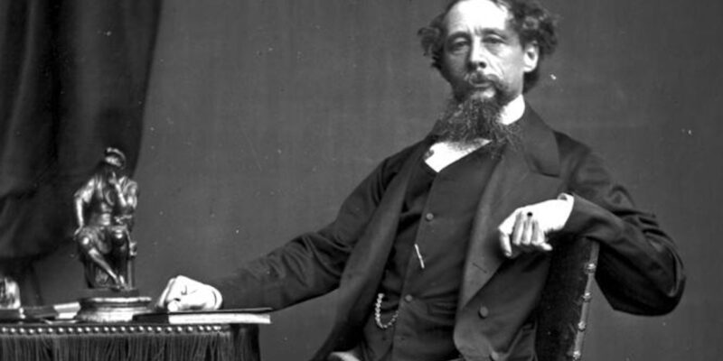 charles dickens periodista