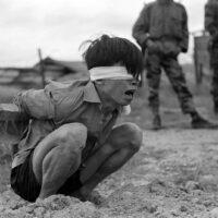 viet cong presoner guerra vietnam