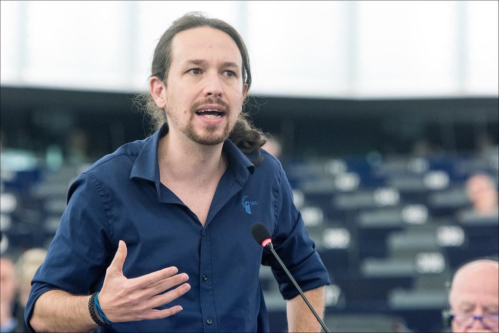 Pablo Iglesias politica