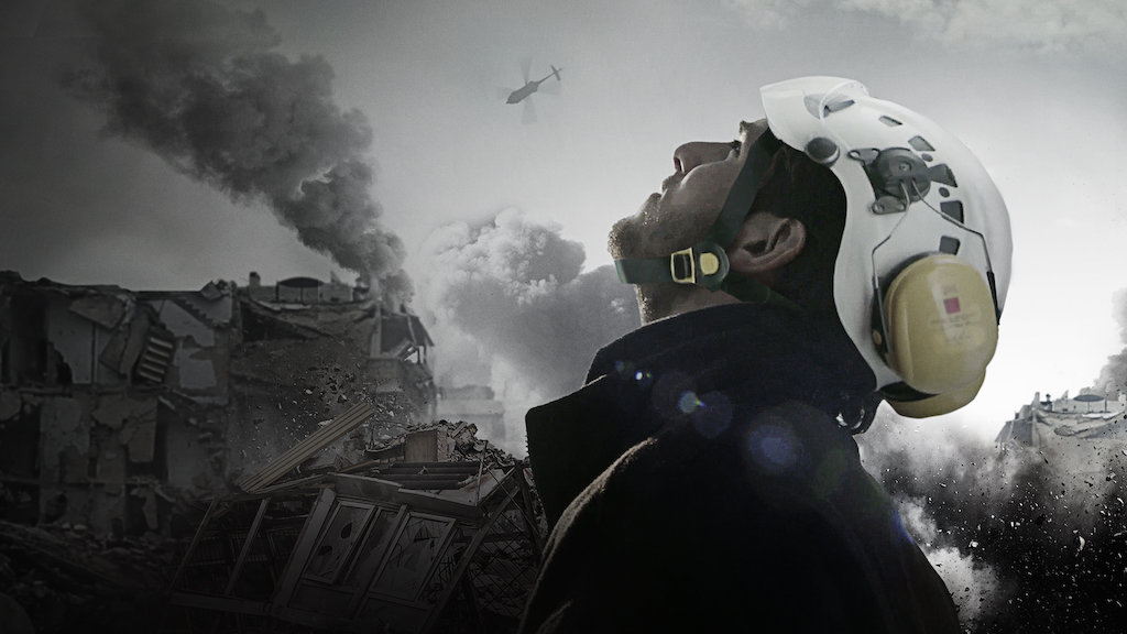 White Helmet periodisme documentals