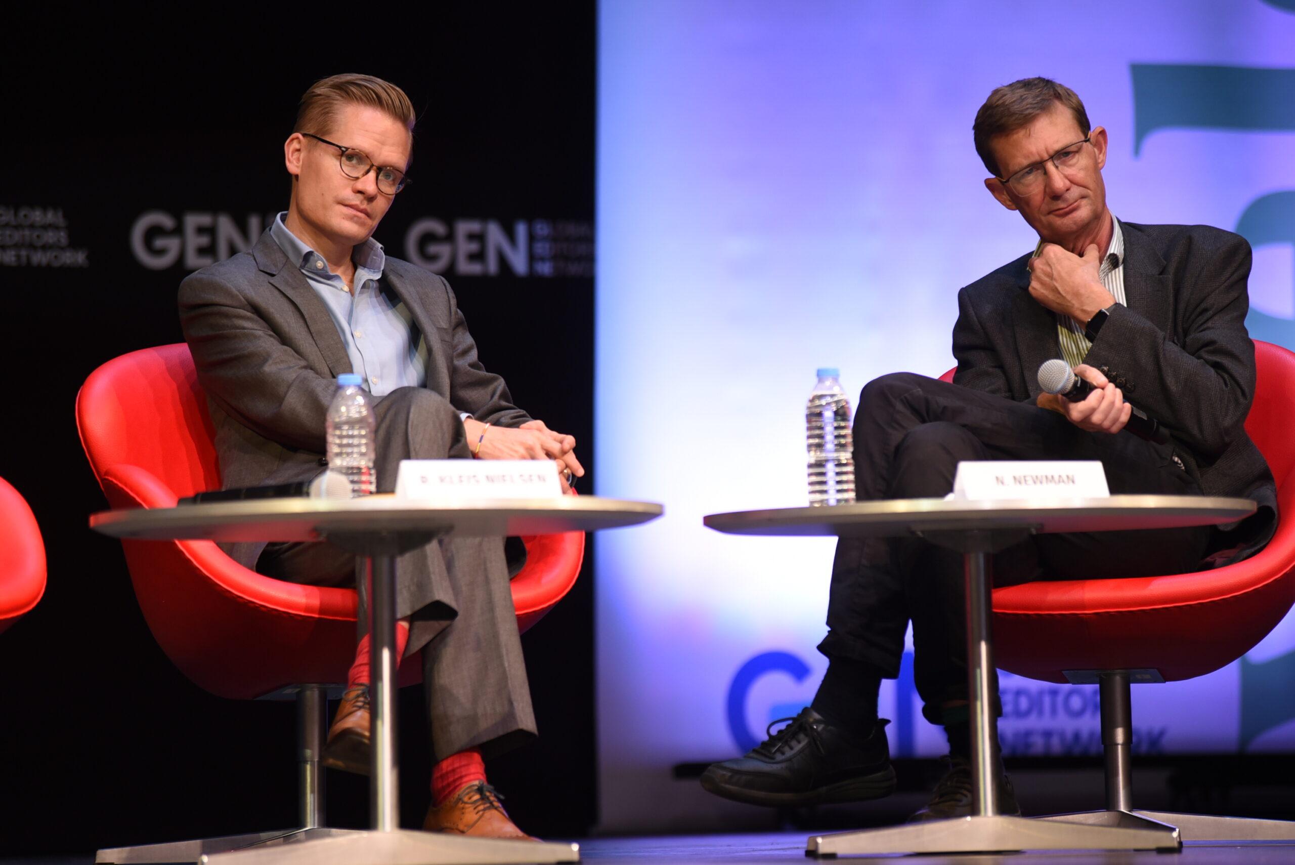 digital news report 2021 nielsen newman