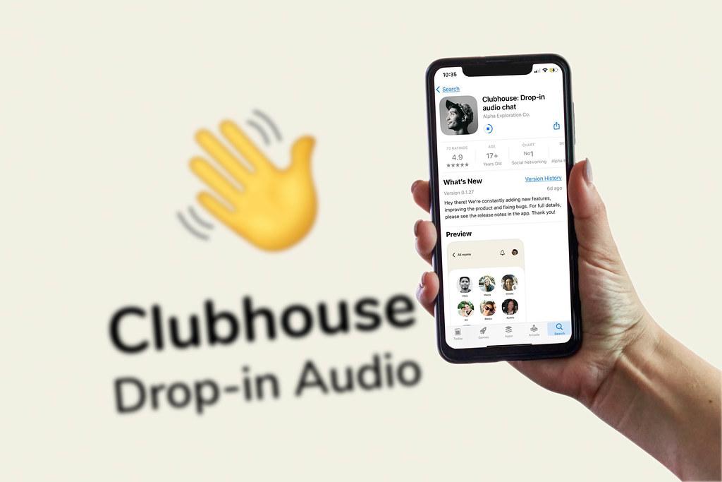 clubhouse audio directe